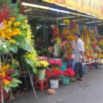 HCMC Çiçek Pazarı
