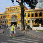 Ho Chi Minh Merkez Postanesi
