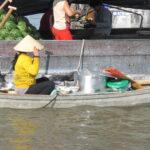 Cai Rang Yüzen Çarşı