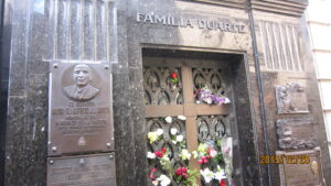 Eva Peron'un Mezarı
