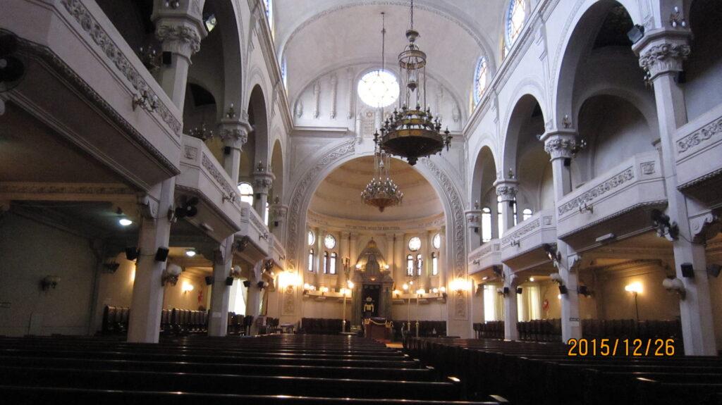 Sinagog Gran Templp Paso