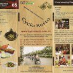 Cyclo turu, yemek kursu detayları